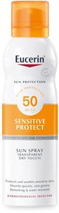 Eucerin Sun Spray Transparent Dry Touch Sensitive Protect SPF50