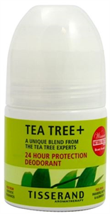 Tisserand Aromatherapy Tea Tree+ Deodorant