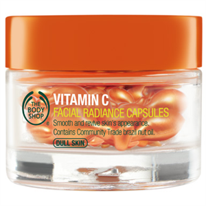 The Body Shop Vitamin C Facial Radiance Capsules
