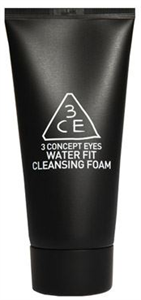 3 Concept Eyes Water Fit Cleansing Foam