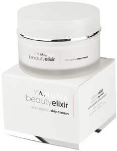 Yamuna Beauty Elixir Anti-Ageing Day Cream Ránctalanító Nappali Arckrém Érett Bőrre