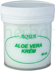 Aqua Krém Aloe Vera