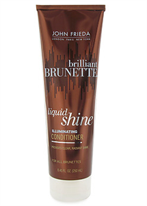 John Frieda Brilliant Brunette Liquid Shine Illuminating Conditioner