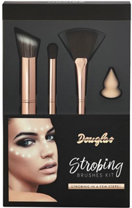 Douglas Strobing Brushes Kit