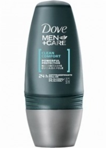 Dove Men+Care Clean Comfort Golyós Dezodor