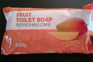 Fruit Toilet Soap