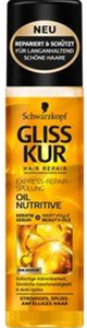 Schwarzkopf Gliss Kur Express Repair Oil Nutritive Hair Conditioner Spray