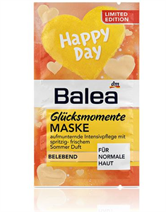 Balea Happy Day Arcmaszk