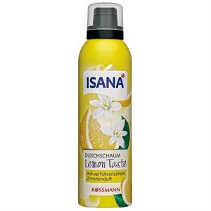 Isana Lemon Taste Tusfürdőhab