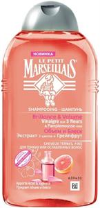 Le Petit Marseillais Volumen és Fény Sampon Pink Grapefruit Kivonattal