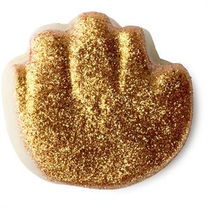 Lush Golden Handshake meleg kézpakolás