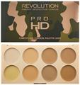 MakeUp Revolution Ultra Pro HD Camouflage Korrektor Paletta