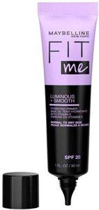 Maybelline Fit Me Luminous + Smooth Primer
