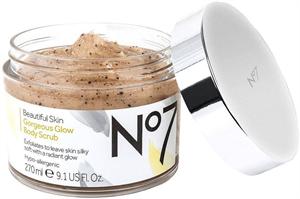 No7 Gorgeous Glow Body Scrub