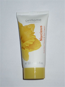 Oriflame Scented Hand & Nail Cream Narcissus