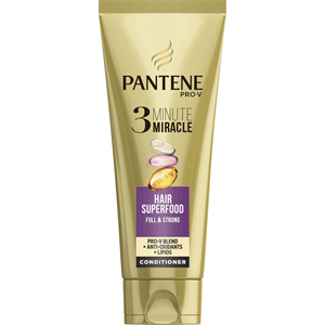 Pantene Pro-V 3 Minute Miracle Hair Superfood Balzsam