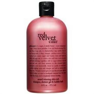 Philosophy Red Velvet Cake