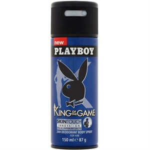Playboy King Of The Game Dezodor