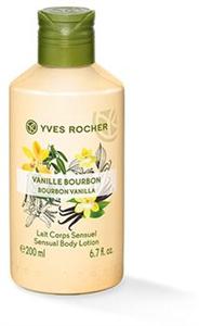 Yves Rocher Bourbon Vanília Testápoló