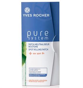 Yves Rocher Pure System Pattanás Elleni Tapasz