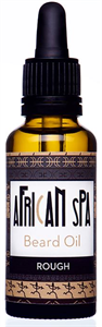 African Spa Beard Oil - Rough