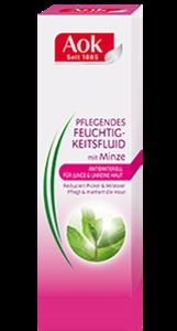 AOK First Beauty Ápoló Antibakteriális Hidratáló Emulzió