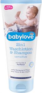 Babylove 2in1 Waschlotion & Shampoo