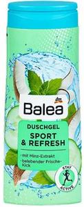 Balea Sport & Refresh Tusfürdő