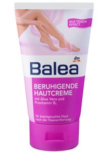 Balea Szőrtelenítés Utáni Bőrnyugtató Krém (régi)