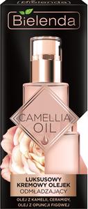 Bielenda Camellia Oil Luxus Bőrfiatalító Hatású Szemkörnyék Ápoló Krém