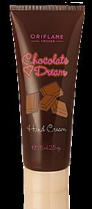 Oriflame Chocolate Dream Kézkrém Csokoládéillattal