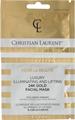 Christian Laurent Luxus Ragyogó Lifting Hatású Arcmaszk 24K Arannyal