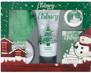 Elsbury Spa Candy Apple Testradír