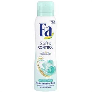 Fa Soft & Control Fresh Jasmine Scent Deospray