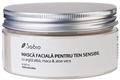 Sabio Cosmetics Fehér Agyag, Maca és Aloe Vera Arcmaszk