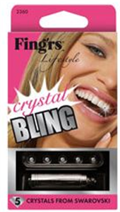 Fing'rs Crystal Bling Fogékszer