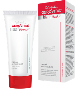 Gerovital H3 Derma Anti-Acne Cream