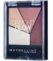 Maybelline Diamond Glow Szemhéjpúder Paletta