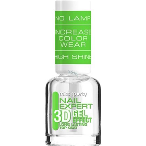 Nail Expert 3D Gel Effect Fedőlakk