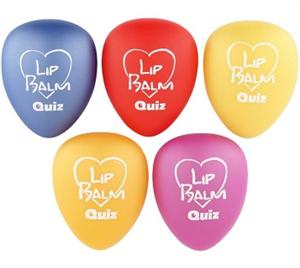 Quiz Lip Balm