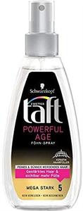 Schwarzkopf Taft Powerful Age Szárító Spray