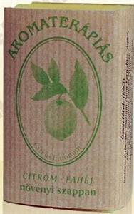 Tulasi Aromaterápiás Citrom-Fahéj Szappan