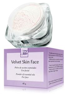 Tegoder Velvet Skin Face Powder Of Essential Oils For Face