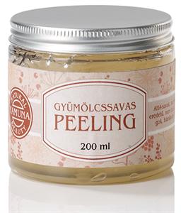 Yamuna Prémium Gyümölcssavas Peeling