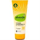 Alverde Vitamin Sonnenmilch Bio-Mandarine SPF30