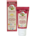 Badger Balm Damascus Rose Anti-Aging Face Sunscreen Sheer Tint SPF20