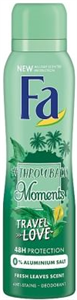 Fa #Throwback Moments Travel Love Deo Spray
