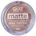 Quiz Matte Shine Control Púder