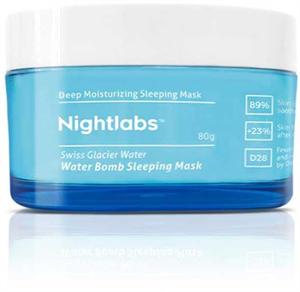 Nightlabs Swiss Glacier Water Bomb Sleeping Mask