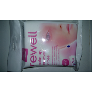 Rewell Makeup Remover Wipes
